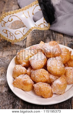 french donuts,