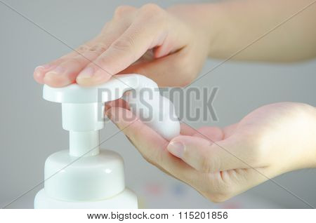 Whip Foam Soap