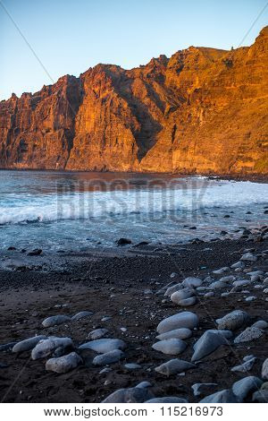 Los Gigantes mountains