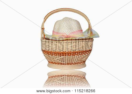 Hats Weave And Basket Weave