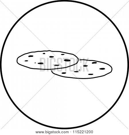 flour tortillas symbol