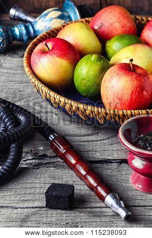 Fruit And Hookah