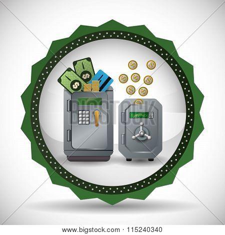 Money icons design