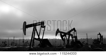 Kern River Oil Fields