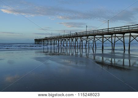 Quiet Morning on Sunset Beach