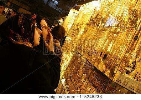 Arabic Jewelry Store