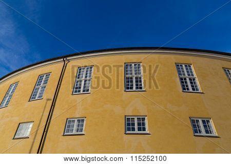 Frederiksberg castle detail
