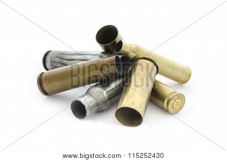 Cartridges In The Heap