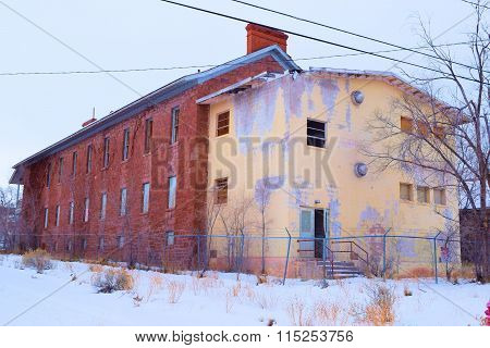 Forgotten Building