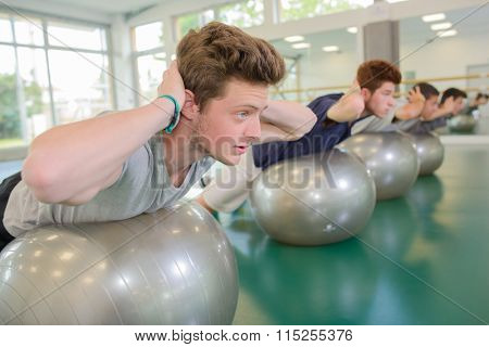exercise session