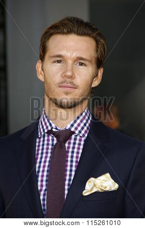HOLLYWOOD, CALIFORNIA - June 21, 2011. Ryan Kwanten at the HBO's season 4 premiere of