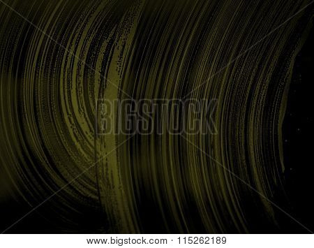 Grunge Dark Yellow Abstract Background O Texture