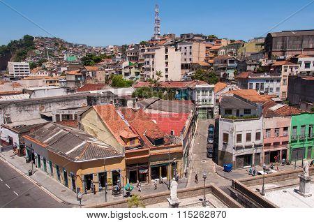 Old Part of Rio de Janeiro