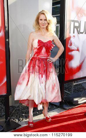 Tara Buck at the HBO's