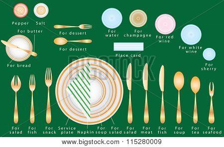 Formal Dinner