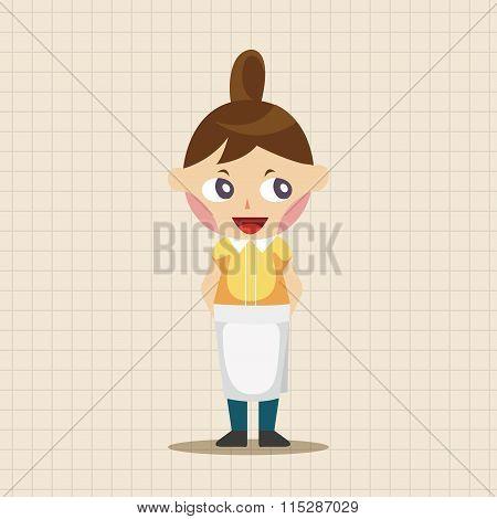 Waitress Theme Elements