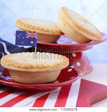 Traditional Australian Meat Pies