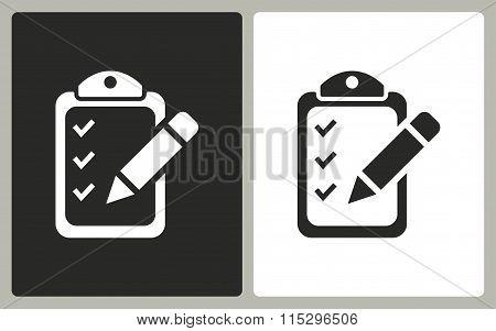 Registration - Vector Icon.