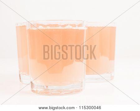 Orange Juice Vintage
