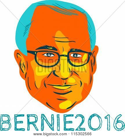 Bernie 2016 President Wpa