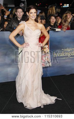 Ashley Greene at the Los Angeles Premiere of