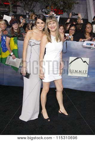 Nikki Reed and Catherine Hardwicke at the Los Angeles Premiere of