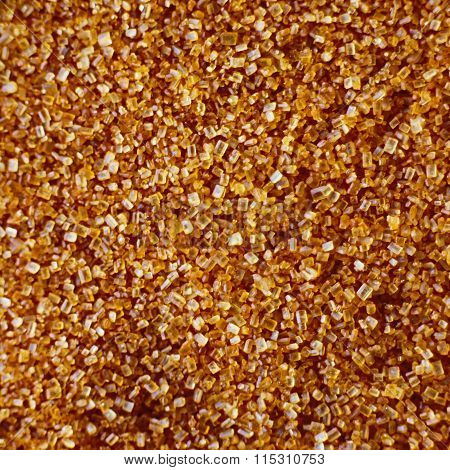Full Frame Brown Sugar Texture
