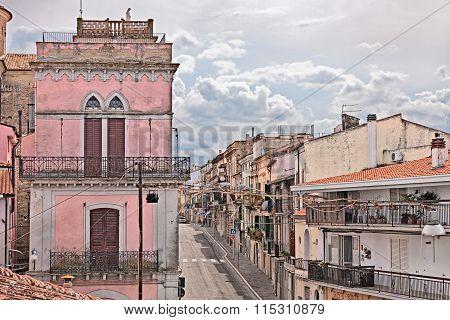 San Vito Chietino, Abruzzo, Italy