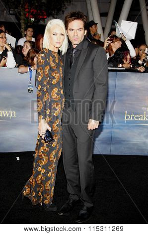 Billy Burke at the Los Angeles Premiere of