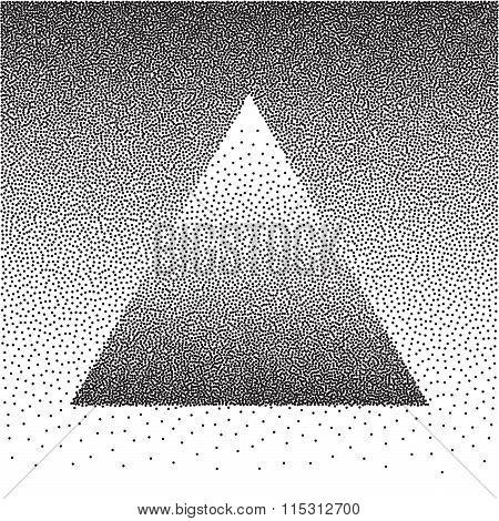 Triangle Dotwork Gradient2