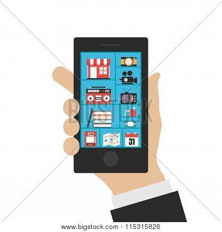 Multimedia On Smartphone
