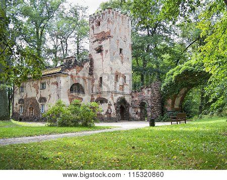 Margrave's House in Arkadia near Lowicz, Poland