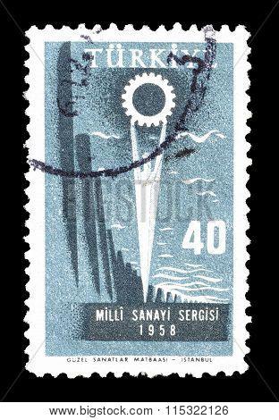 Turkey 1958