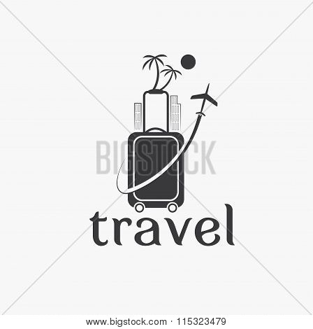 Travel Vector Template