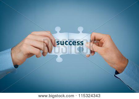 Success Is Teamwork