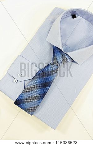 Shirt and Tie