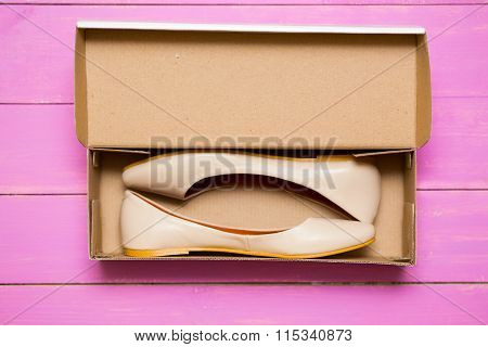 Shoes In A Box