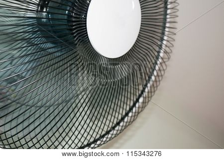 Close Up Wall-mounted Electric Fans