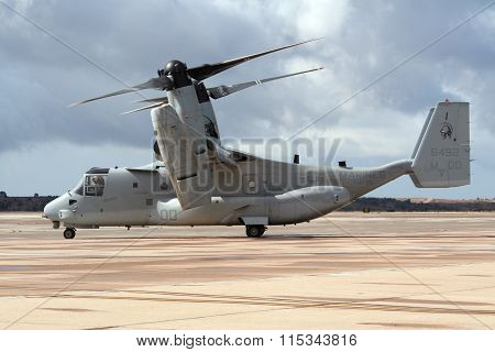 Osprey Plane