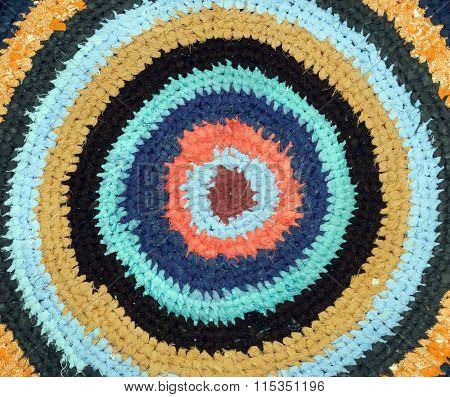 Texture Of Handmade Rag