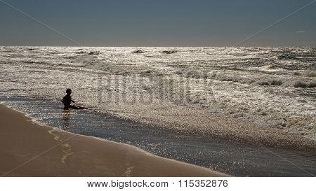 Sea In Summer