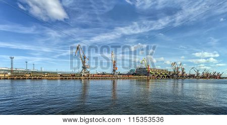 Port Ventspils