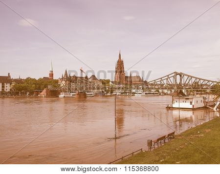 Frankfurt, Germany Vintage