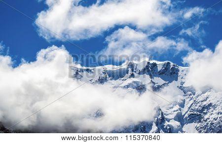 Sharp Mountain Ridge
