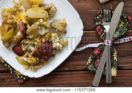 The Fried Potatoes