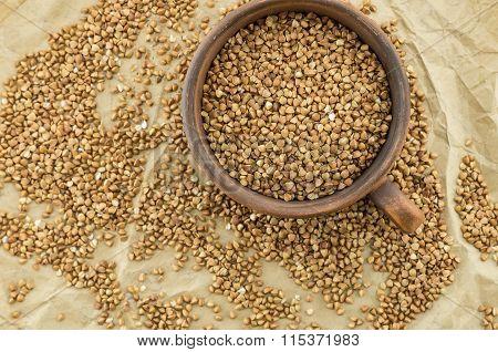 The Buckwheat Seeds