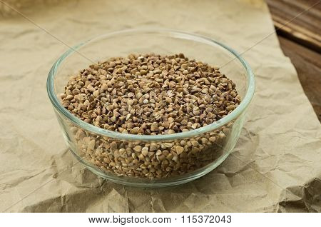 The Buckwheat Seeds