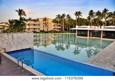 Beach Hotel Resort Swimming Pool