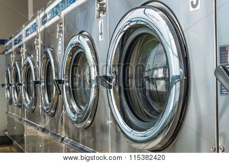 Laundry Machine