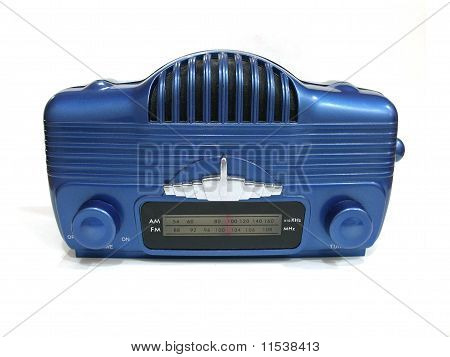 mini retro radio